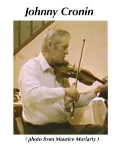 Johnny Cronin World Fiddle Day Scartaglin Trad Irish
