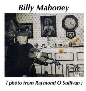 Billy Mahoney