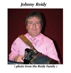 Johnny Reidy