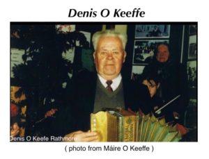 Denis O Keeffe