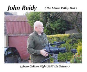 John Reidy