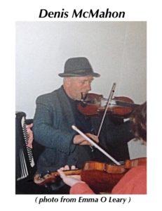 Denis McMahon