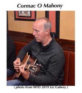 Cormac O Mahony
