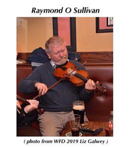 Raymond O Sullivan