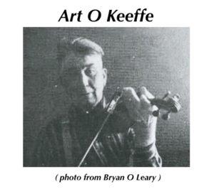 Art O Keeffe